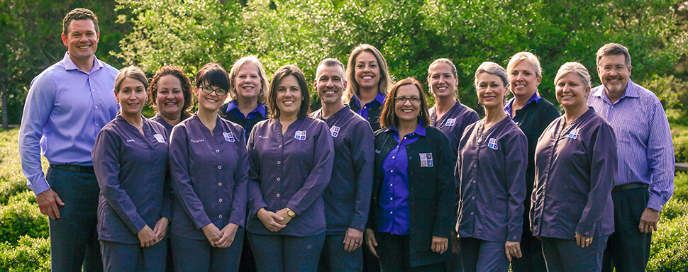team photo of Ponte Vedra Complete Dentistry