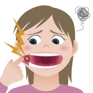 oral injury dental pain